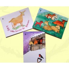 Blank greetings cards 2