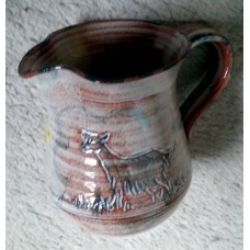 Pottery Milk / Water Jug   SOLD OUT